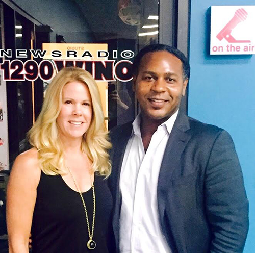 Publisher Donna Lewis to Appear on Dr. Ken Grey's Radio Show on May 30