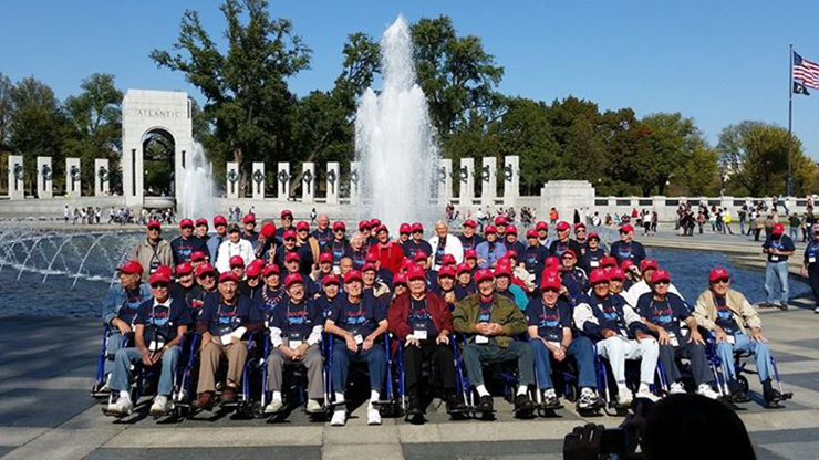 Honor Flight Wants You To Watch A Movie To Help Send Veterans To Washington, D.C.