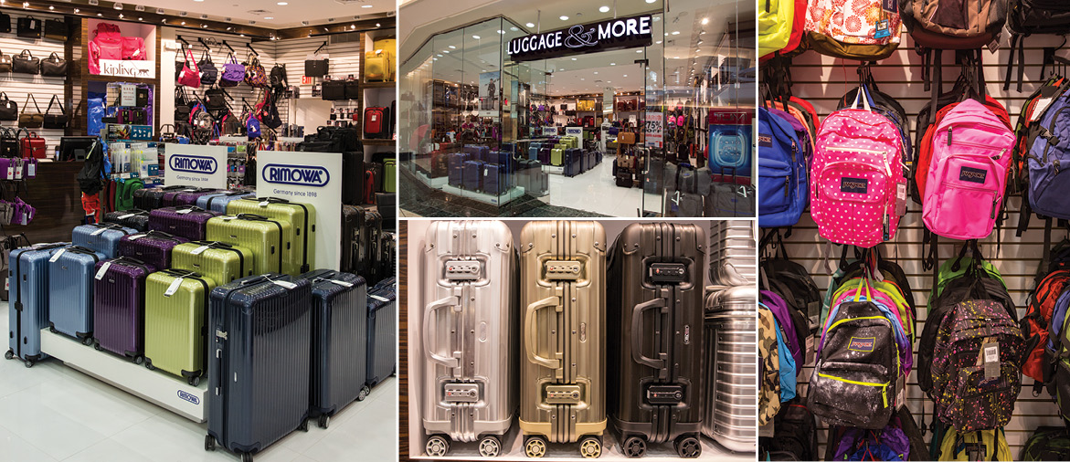 Luggage & More