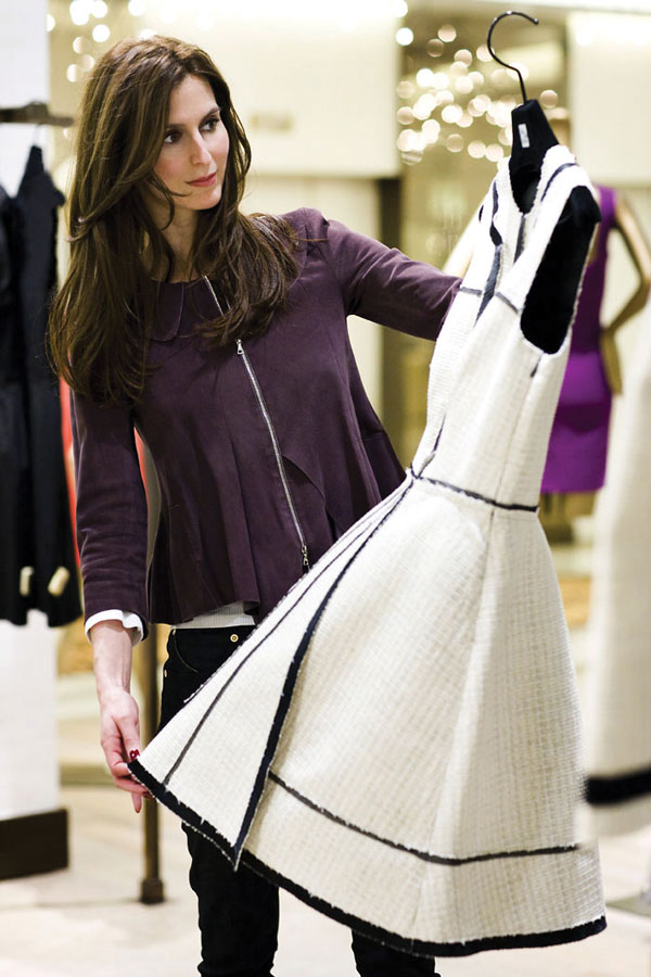 Saks Fifth Avenue's Colleen Sherin Dishes On Fall Fashion