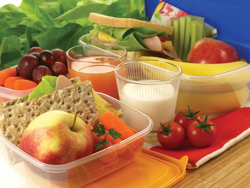 No more junk food in schools