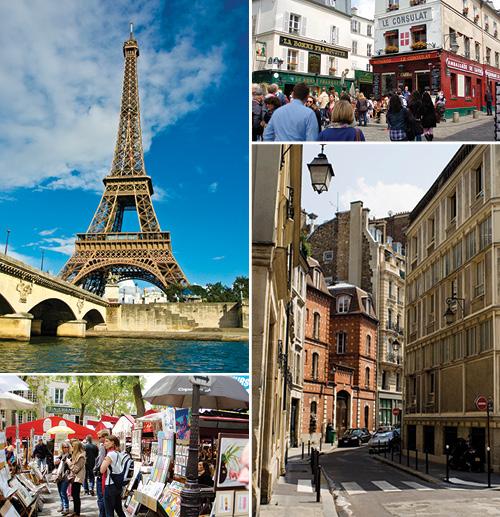OUI PARIS!