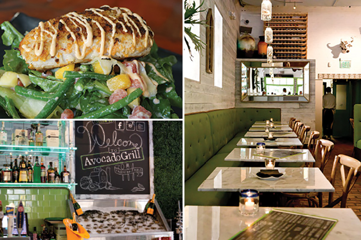 Avocado Grill In West Palm Beach Is Dedicated To Serving Farm-To-Table Cuisine That Delights