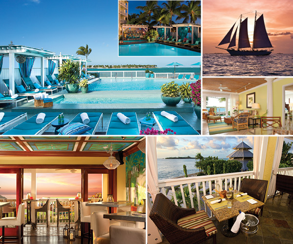 Ocean Key Resort & Spa Offers Guests A Quiet Escape On Key West's Famed Duval Street
