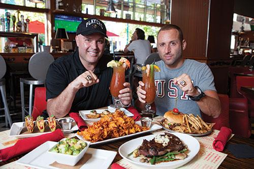 April - 2014 - Cocktail Hour with Josh Cohen