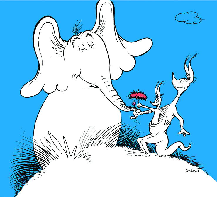 The 'Art Of Dr. Seuss' Collection Is Coming To The Gardens Mall, And It Will Give You A Peek Into The Author's Private Works