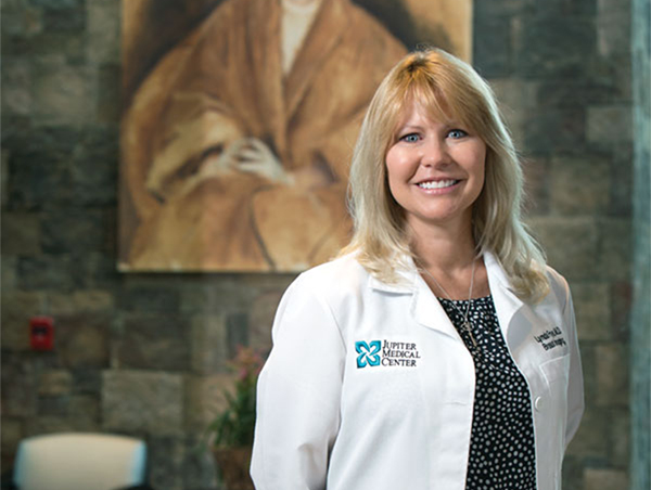 Dr. Lynda Frye Joins Jupiter Medical's Breast Center To Help Screen, Treat Patients With Advanced Medicine And Technology