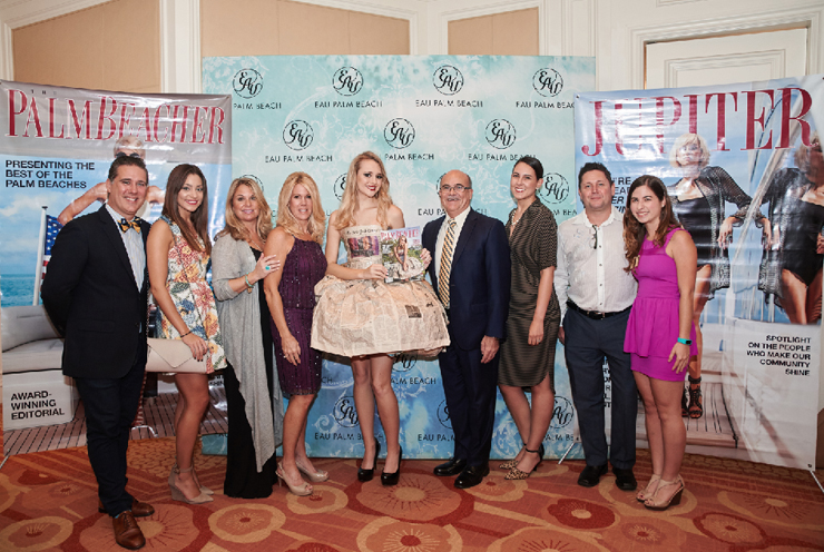 Jupiter Magazine Hosts Season Kickoff/Charity Datebook Party At Eau Palm Beach Resort And Spa