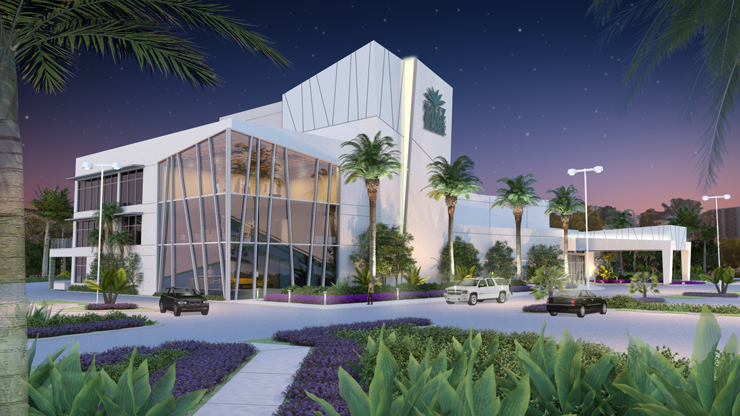 Maltz Jupiter Theatre Is Good To Go On Five-Year Expansion That Would Double Its Conservatory's Size