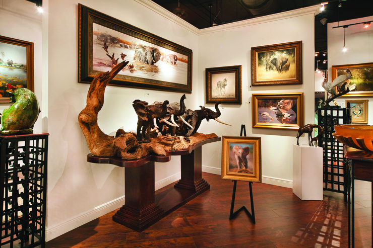 Native Visions Galleries Offers Jupiter Residents Renowned, Multicultural Artworks