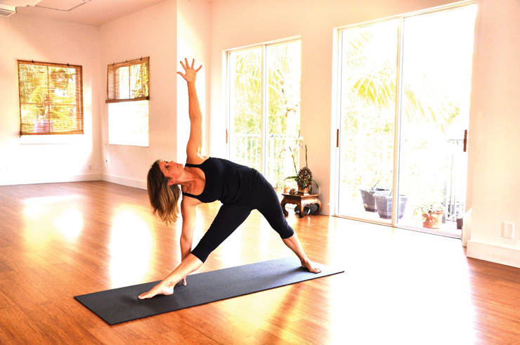 Shri Life Yoga In PGA Commons Is Now Offering Free Weekly Classes Through November
