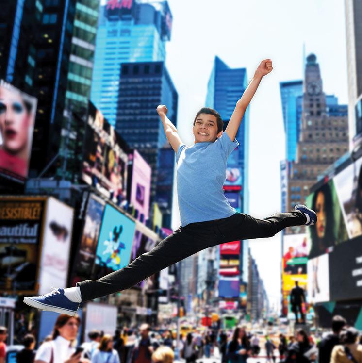 Blockbuster on Broadway