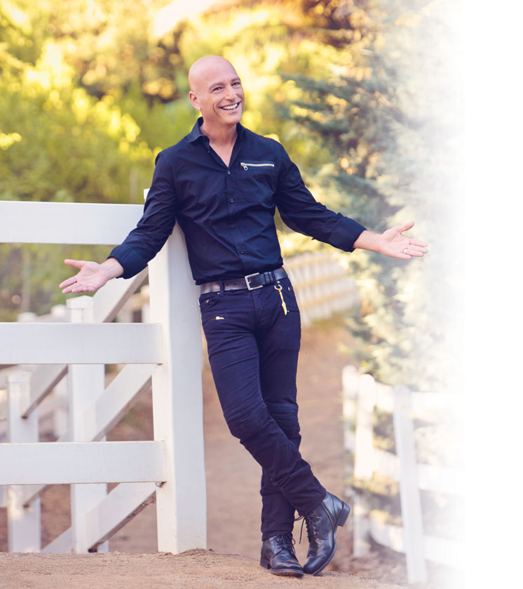 Howie Mandel Opens Up Ahead Of His Performance At The Mar-a-Lago Club In Palm Beach