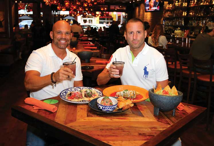 Josh Cohen, Rocco Mangel Discuss Food, Fatherhood And Inspiration Over Cocktails At Rocco's Tacos