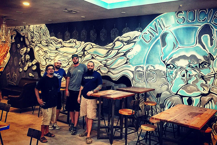 Civil Society Brewing Company, Jupiter's First Microbrewery, Opens In Abacoa Town Center Nov. 20
