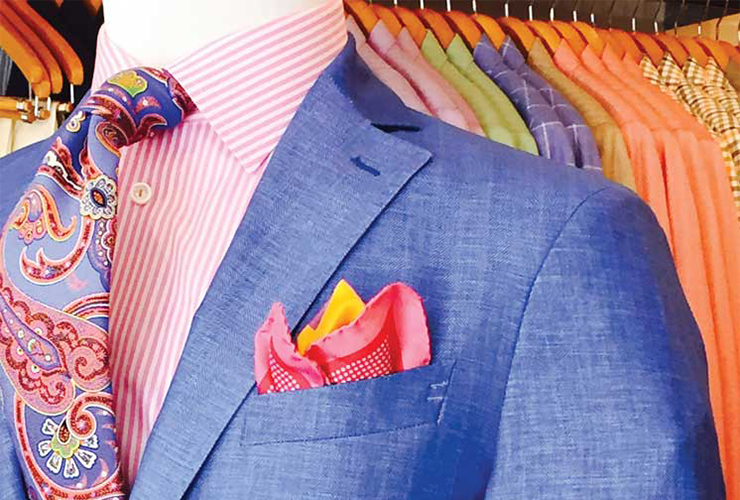 At Palm Beach's Gentlemen's Corner, Affordability And Quality Go Hand In Hand