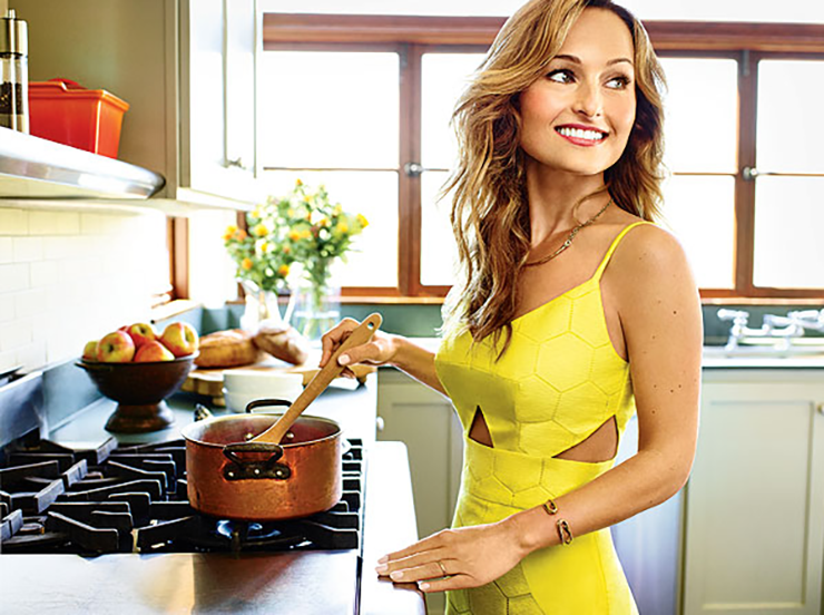 Meet Giada De Laurentiis At The Gardens Mall This Week, As She Signs Copies Of Her New Cookbook At Williams-Sonoma