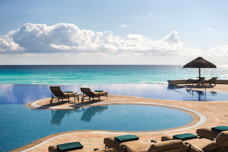 A Stay At JW Marriott Cancun Resort & Spa Lets You Test Your Limits In Paradise