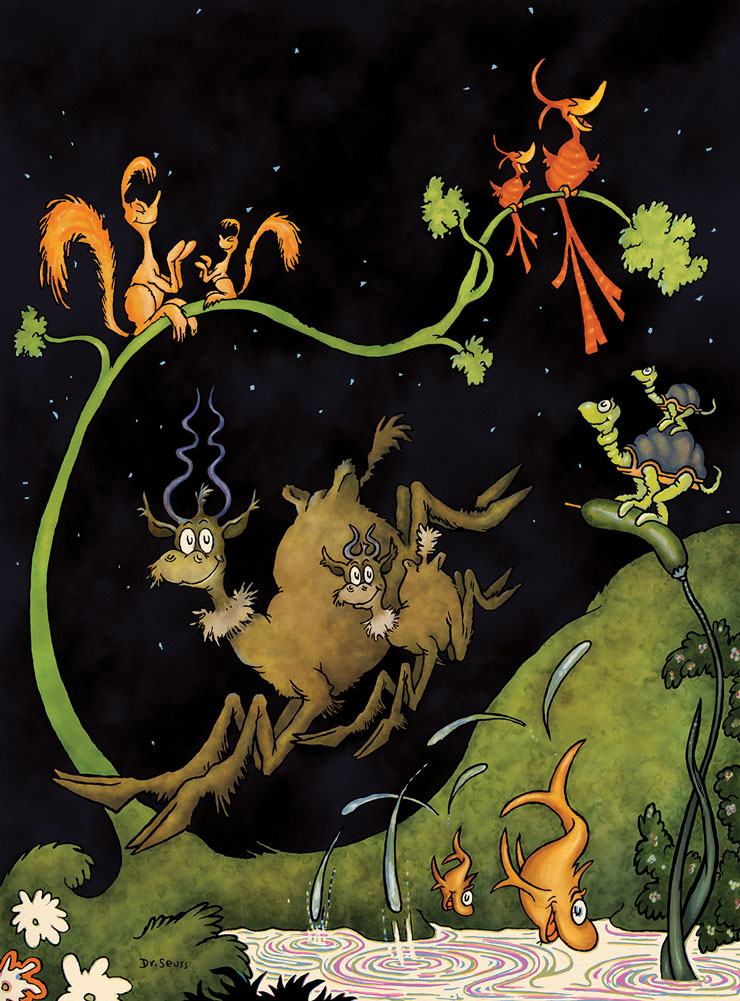 The World Of Dr. Seuss