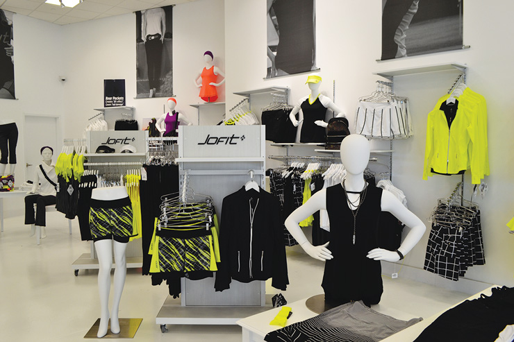 Jofit Brings Fitting Women's Golf And Tennis Apparel To Jupiter's Harbourside