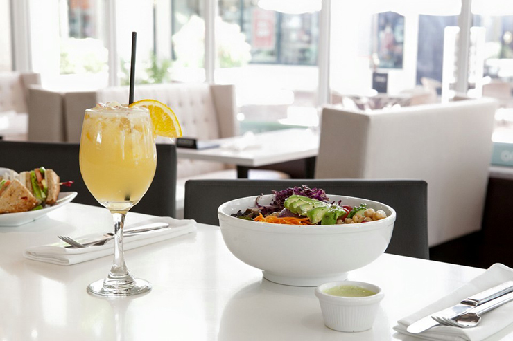 At The Blend Bistro In Palm Beach Gardens, Eating Healthy All Year Long Can Be Easy And Delicious