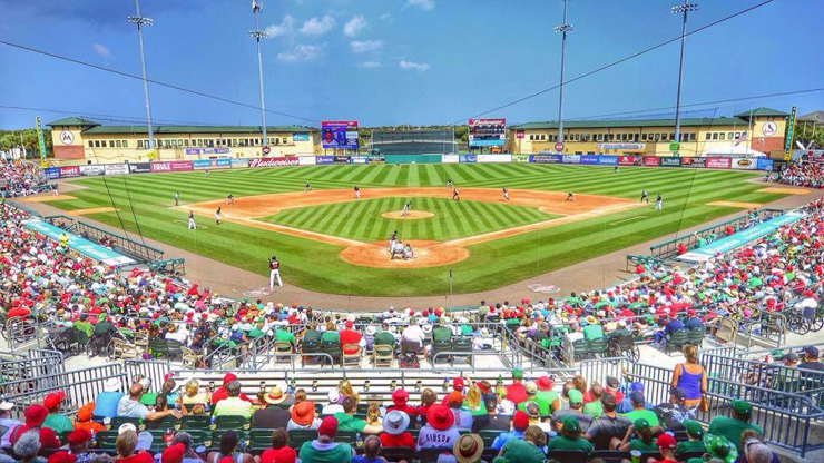 Marlins, Cardinals Spring Training Games At Roger Dean Stadium Begin In March. Tickets On Sale Now