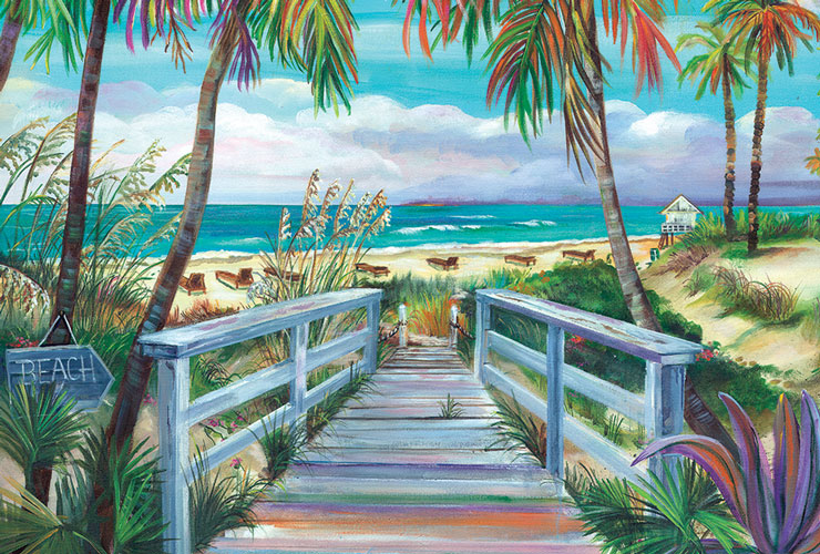 Seaside Art