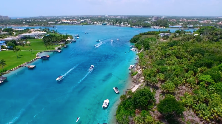 This Drone Video Of Jupiter Shows Our Slice Of Florida Really Is Paradise