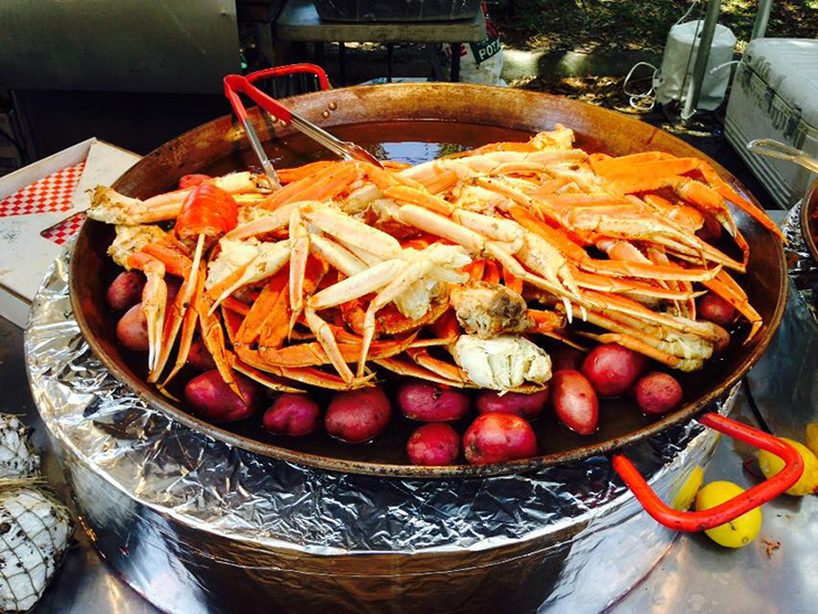Jupiter Seafood Festival Will Bring Music, Fun And Plenty Of Food To Carlin Park