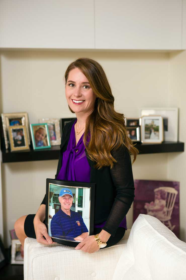 Meet The Founder Of The Alliance Of Families Fighting Pancreatic Cancer Nonprofit, Based In Palm Beach Gardens
