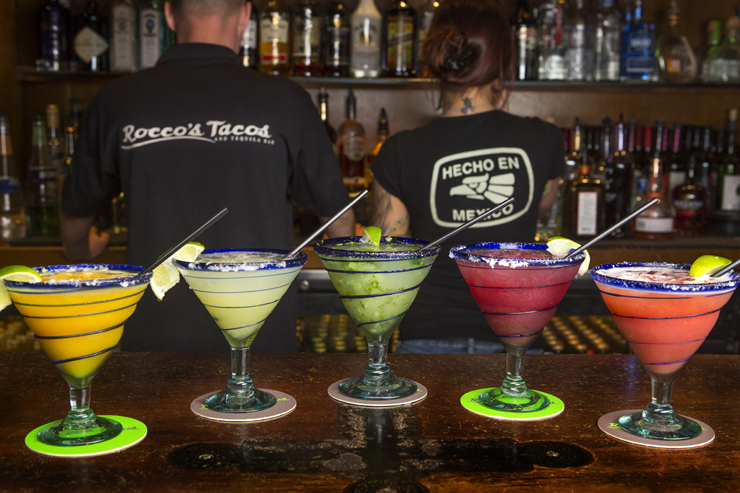 How To Make Your Own Rocco's Tacos Margaritas For National Margarita Day