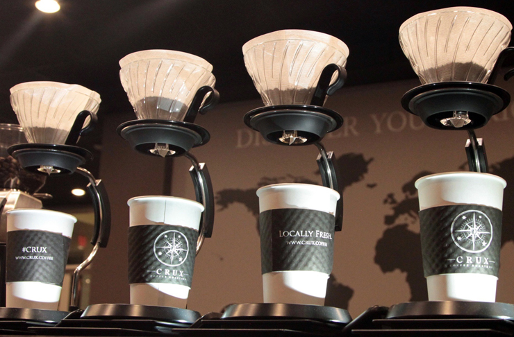 Abacoa's Crux Coffee Roasters Lets You Choose Among 10 Bean Varieties From Around The Globe