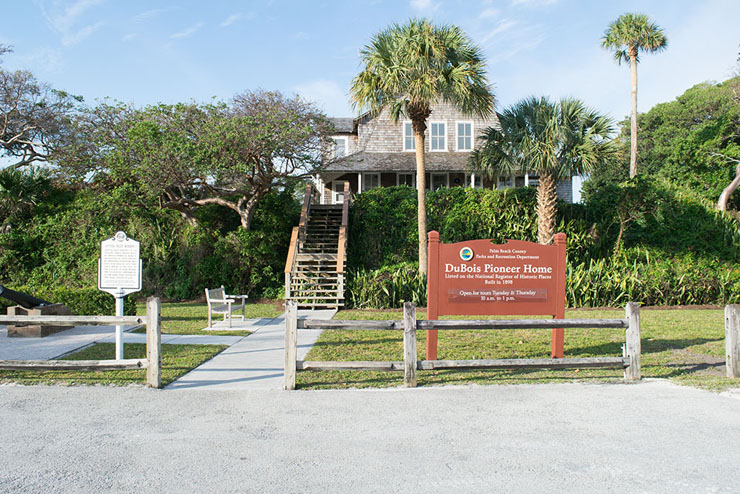 DuBois Pioneer Home In Jupiter Reopens To The Public, And Now You Can Take A Tour Of It