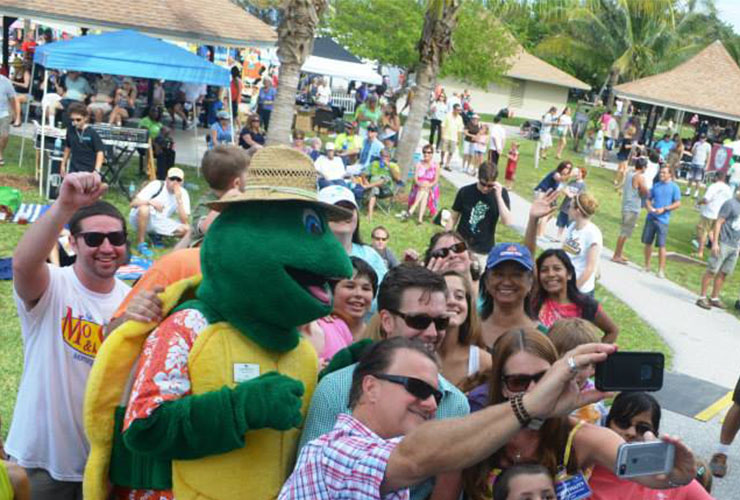 What To Expect At TurtleFest 2016, Presented By Loggerhead Marinelife Center