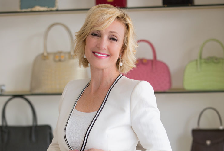 Meet The Local Designer Creating Purses For Everyone From Angelina Jolie To Sarah Jessica Parker