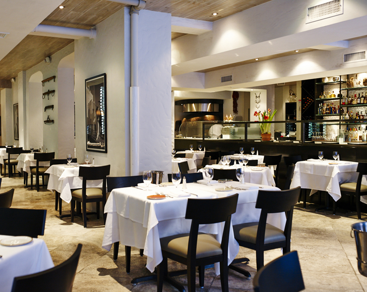 Italian Restaurant La Masseria Brings An Upscale Ambiance To PGA West In Palm Beach Gardens