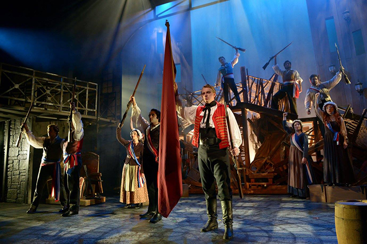 Maltz Jupiter Theatre Earns 7 Carbonell Awards For 2016, Including Best Musical For Production Of Les Miserables