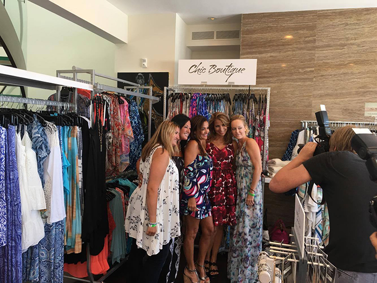 Jupiter's Chic Boutique Pops Up In Hamptons For Former 'Real Housewives' Star Jill Zarin's Charity Fundraiser