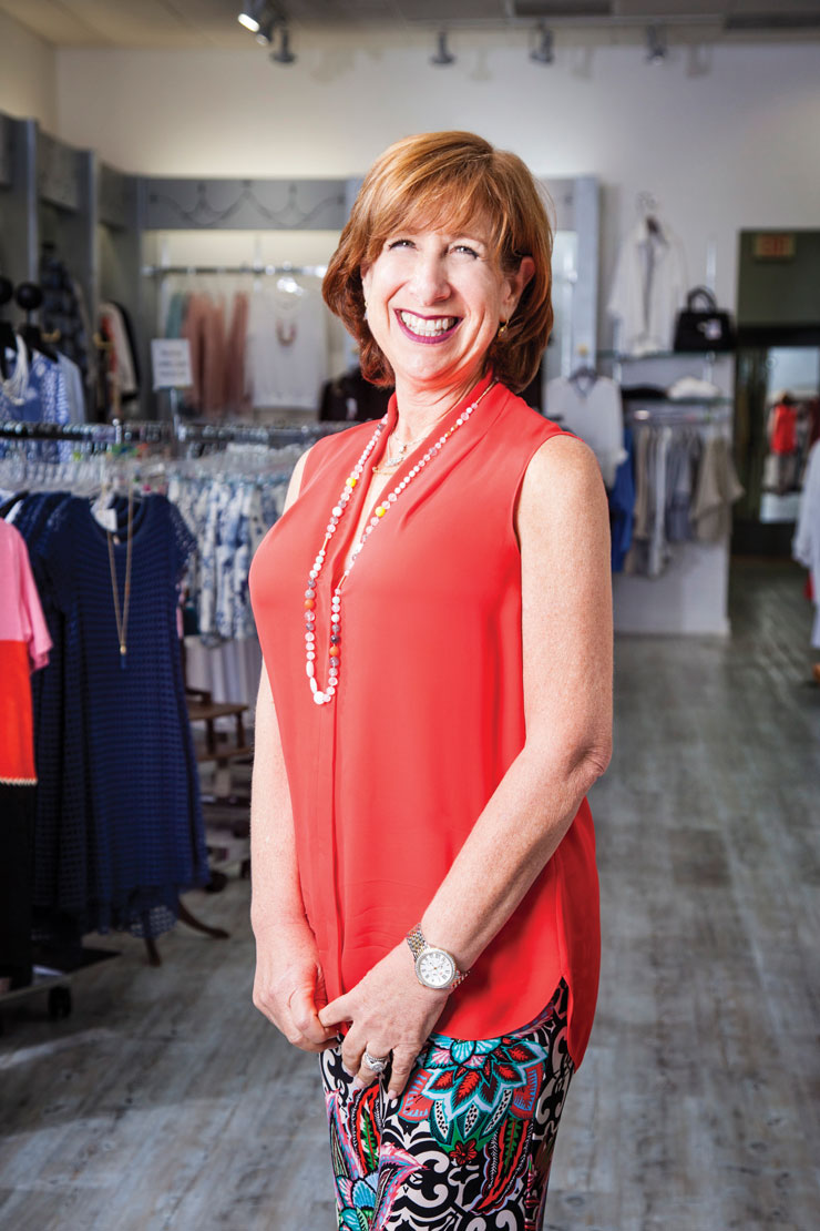 Why Evelyn & Arthur Co-Owner Adrianne Weissman Sells Pashminas With A Purpose