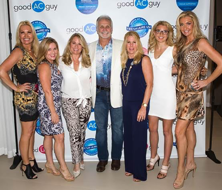 Stars of Bravo's 'Below Deck' Head To Jupiter For Premiere Party Benefiting Palm Beach Chapter Of The Cystic Fibrosis Foundation
