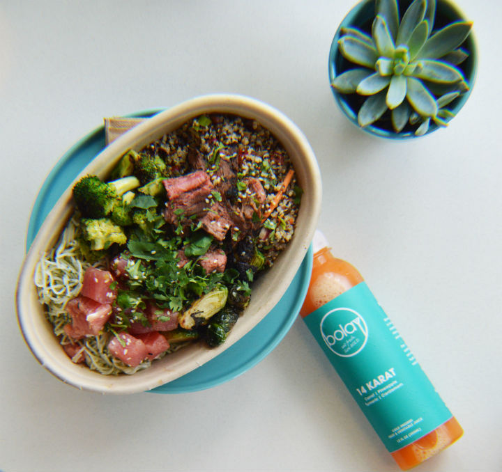 Bolay In Palm Beach Gardens Lets You Build Your Own Food Bowl Packed With Healthy Ingredients