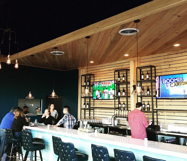 The Parched Pig Opens With A Craft Beer And Wine Bar In The Same Plaza