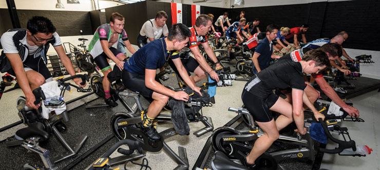 Associate Editor Melissa Puppo Learns Why This Indoor Cycling Program Is Called 'The Sufferfest'—And Why It's Worth Your Effort
