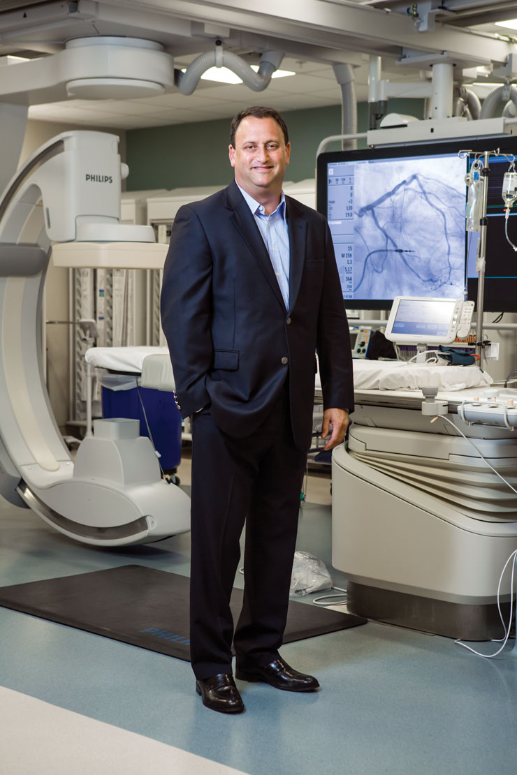 How Jupiter Medical Center's CEO Is Spearheading Local Healthcare