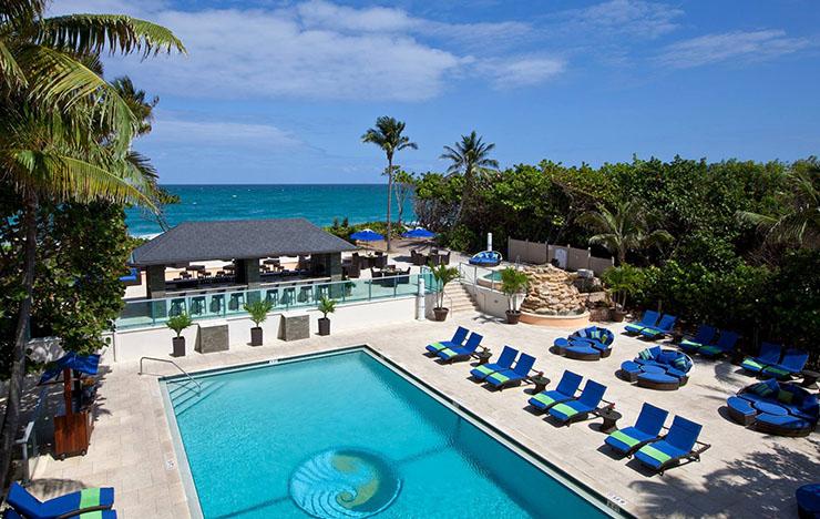 Jupiter Beach Resort Ranks Among Best Resorts In Florida On Conde Nast Traveler List