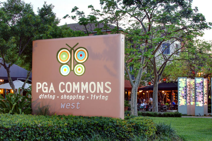 PGA Commons Celebrates 15 Years In Business With Special Deals And Restaurant Discounts All October Long