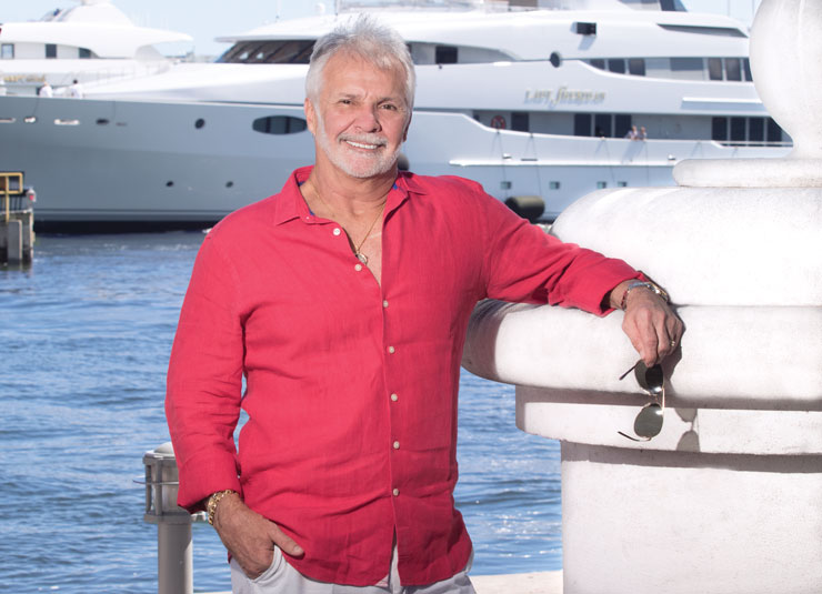 12 Questions With Capt. Lee Rosbach From 'Below Deck'