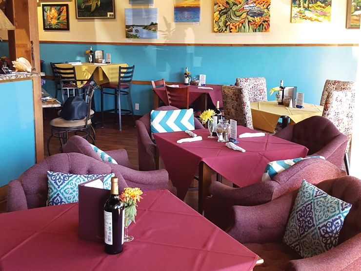 Garden City Cafe Chef Scott Guli Is Serving Up Nouveau Dishes At This Juno Beach Restaurant