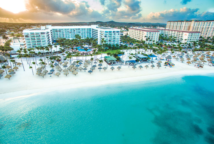 Relaxation Is Done Right At The Aruba Marriott And Stellaris Casino