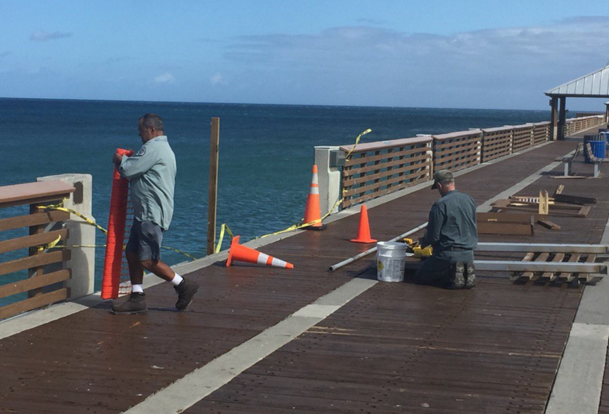 National Weather Service Confirms Tornado Touched Down In Palm Beach, Juno Beach